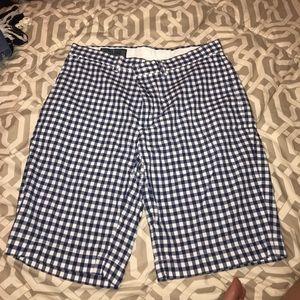 Men's Ralph Lauren Plaid Shorts